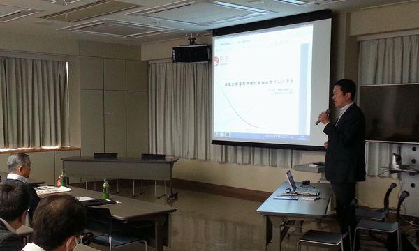 北農研・大規模畑作研究領域セミナー(6月15日開催)